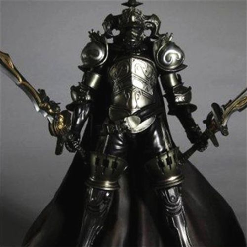 Anime Final Fantasy XII FF12 Judge Master Gabrant 9 PVC Action Figure Toy Collectibles Model Doll 615
