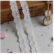 hot deal buy lace accessories clothes diy sleeves hem clothing accessories lace hollow 2cm wide skirt side decoration accessories