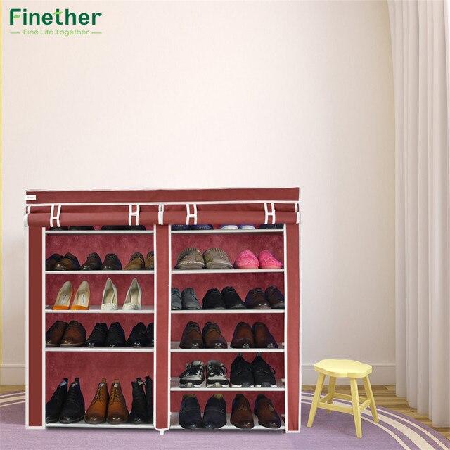 tolle schuhschrank stoff fotos die kinderzimmer design ideen. Black Bedroom Furniture Sets. Home Design Ideas