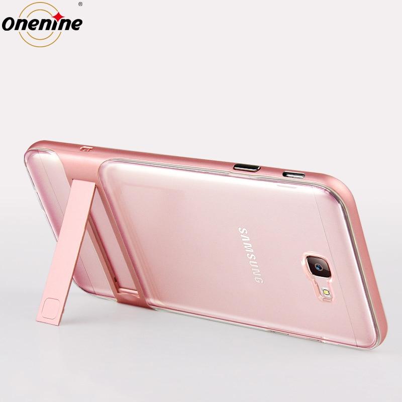 Samsung Galaxy J5 Prime Case örtüyü üçün silikon telefon - Cib telefonu aksesuarları və hissələri - Fotoqrafiya 3