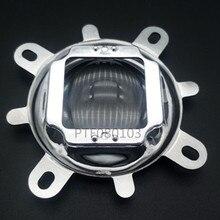 90-120 degreen светодиодный объектив+ рефлекторный коллиматор+ фиксированный кронштейн 20 Вт 30 Вт 50 Вт 70 Вт 100 Вт светодиодный 1 комплект