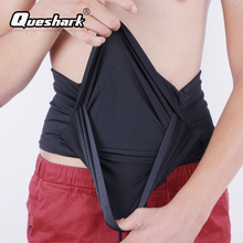 Large Pockets Invisible Running Waist Bag for IPad Mobile Phone Holder Jogging B