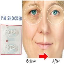 """50 tamponų Jeunesse """"Instant Ageless Anti-Aging"""" nuo veido raukšlių kremas """"Argireline Face Lift"""" serumas greitas efektyvus akių krepšys Pašalinti"""