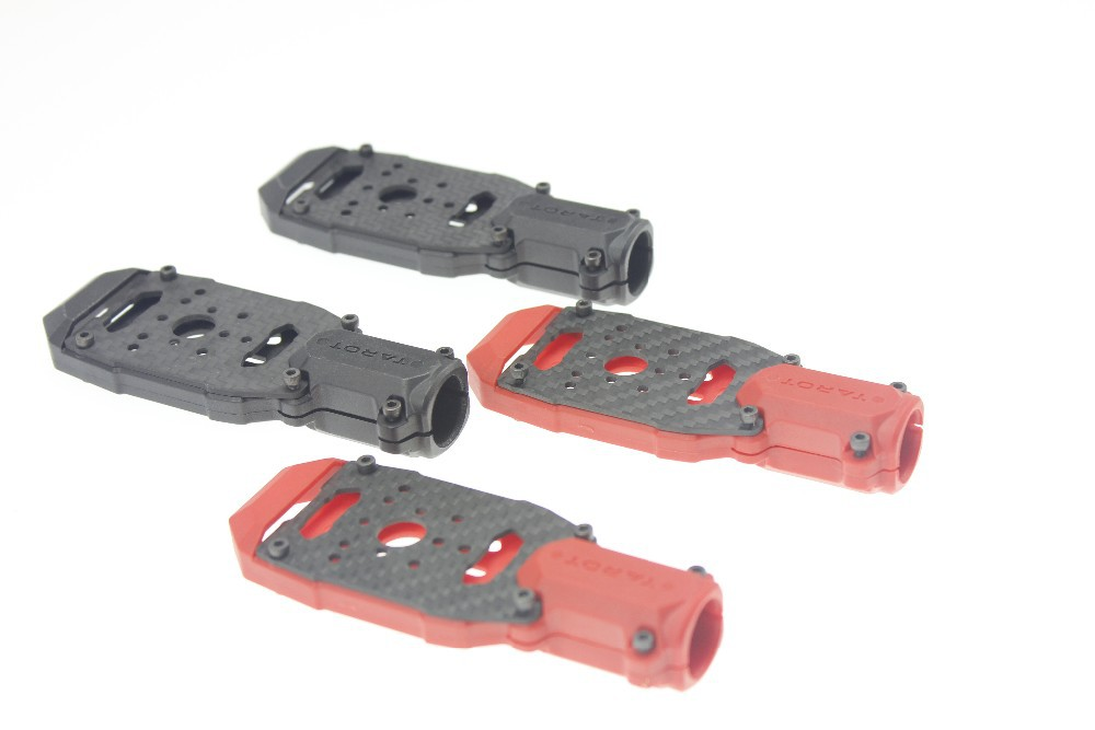 F06834-A 4Pcs/Set Tarot Dia 16mm Multi-axle Clamp Type Motor Mount Plate Holder TL68B25/26 for RC Quadcopter DIY Multicopter