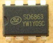 20/PCS 6863 SD6863 DIP-8 sg6105dz dip 20