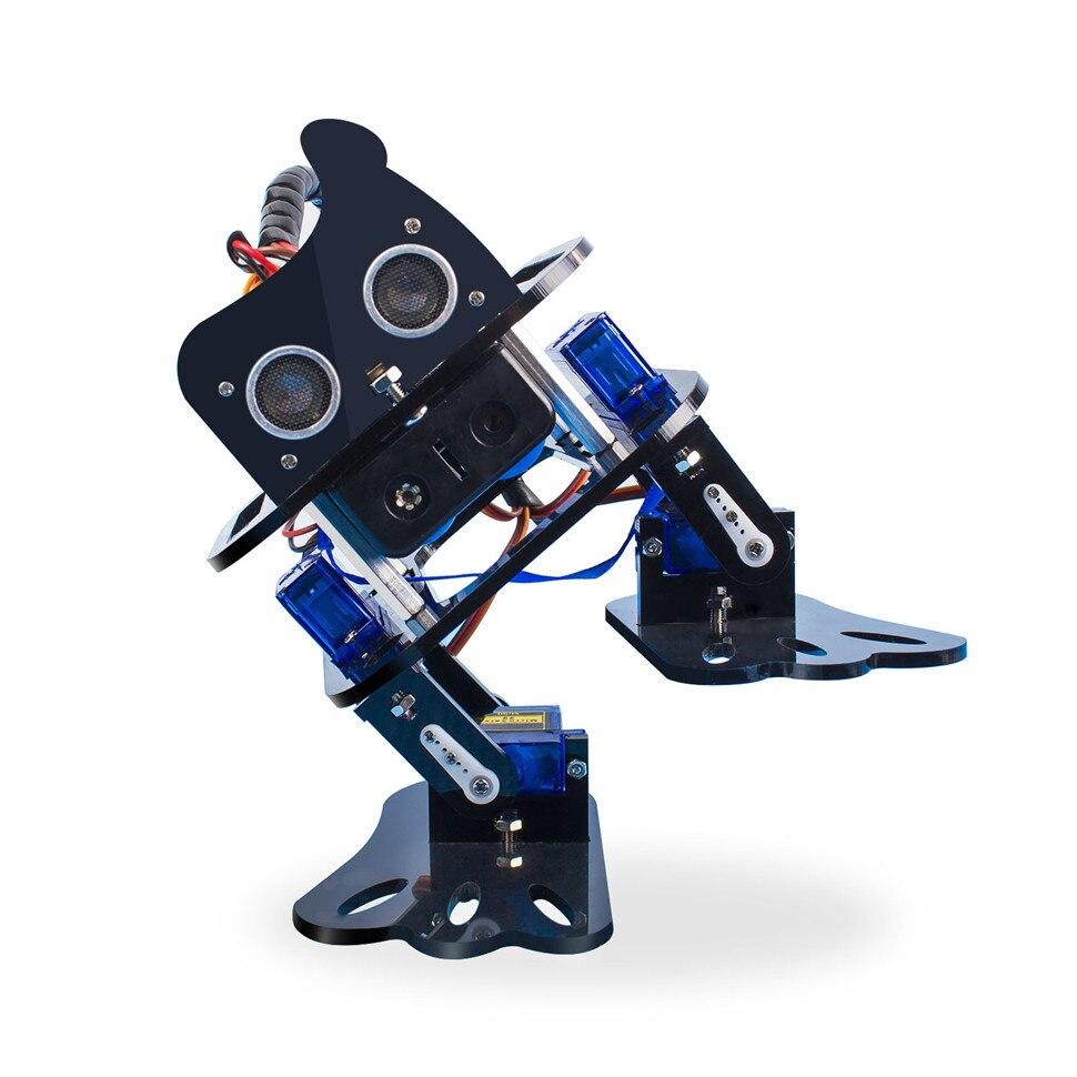 SunFounder DIY 4-DOF Robot Kit -Sloth Learning Kit for Arduino Nano DIY Robot (1)