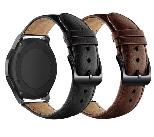 20mm 22 Strap For Samsung Gear sport S2 S3 Classic Frontier galaxy watch 42mm 46