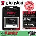 Kingston HyperX SSD Fury 512 ГБ hdd 480 ГБ SATA внутренний жесткий диск дискотека duro interno ноутбук портативный твердый state disk