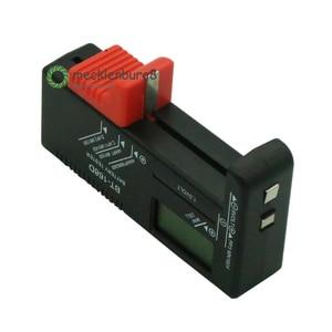 Image 4 - BT 168D Portable Digital Battery Tester BT168 LED Black AA AAA 1.5V 9V Battery Power Measuring Tool Test Checker Voltage Meter