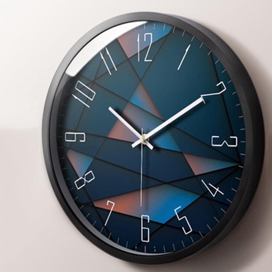 US $43.25 50% OFF|3D Wall Clock Modern Design Large Wall Watch Home Decor  Farmhouse Kitchen Clock Electronic Desk Bathroom Kamasutra Antik 40B056-in  ...
