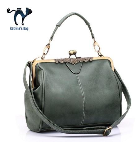 High quality 2015 vintage spanish fashion women messenger bags lady