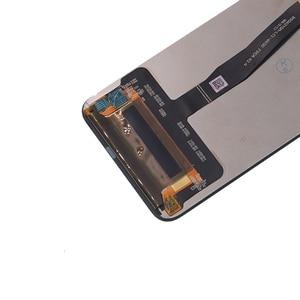 """Image 3 - 6.21 """"orijinal ekran için Huawei onur 10i HRY LX1T LCD ekran dokunmatik ekran digitizer bileşeni onur 10 I LCD onarım parçaları"""