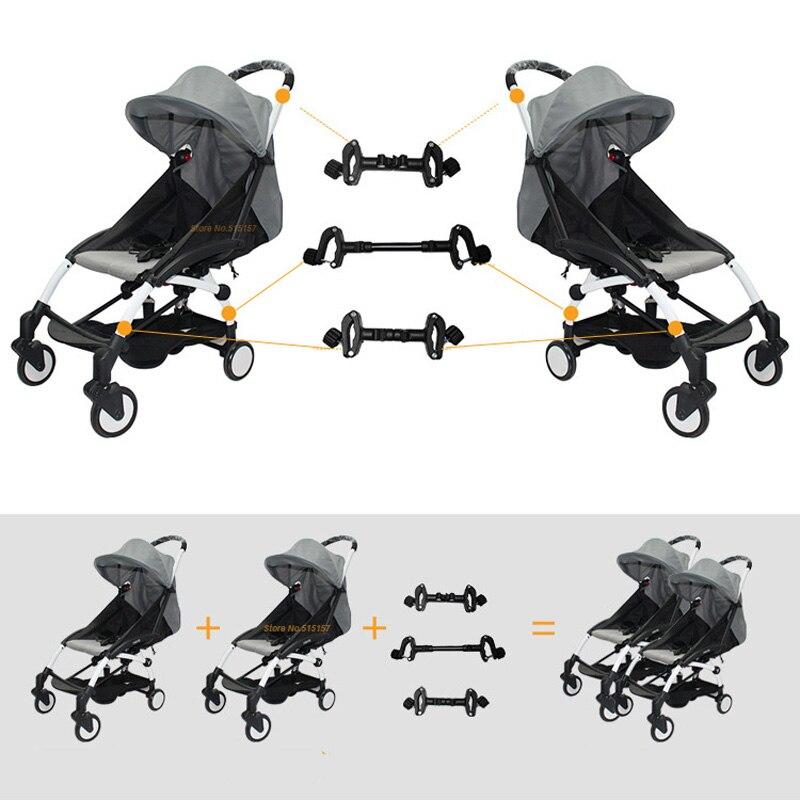 stroller connectors of twin pram stroller yoyo accessories ...