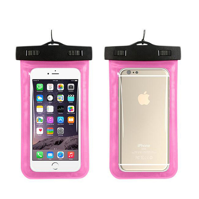 Waterproof Cases For BLU Studio 5.5S 5.0 II 5.5 Vivo 4.8 HD Life Pro Play S X One M Dash 5.0 Pouch Underwater Mobile Phone Bags
