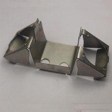 Horizon Elephant ultimaker 2/2 Extend dual fan bracket for DIY ultimaker 2 3D printer 3010 fan duct mount UM 2 hotend fan bracke