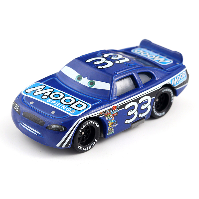 Cars Disney Pixar Cars Pixar Cars No 33 Mood Springs Metal Diecast