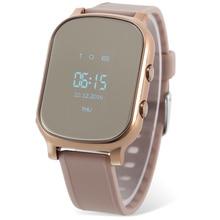T58 Children Smartwatch Phone 0 96 Inch MTK6261 SOS Call GPS Bluetooth Bracelet Google Map Sos