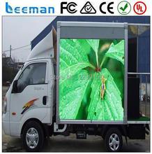 Leeman из светодиодов мобильный грузовик для, Грузовик мобильный светодиодный дисплей грузовик мобильный реклама светодиодный дисплей, Грузовик установлен из светодиодов рекламный щит