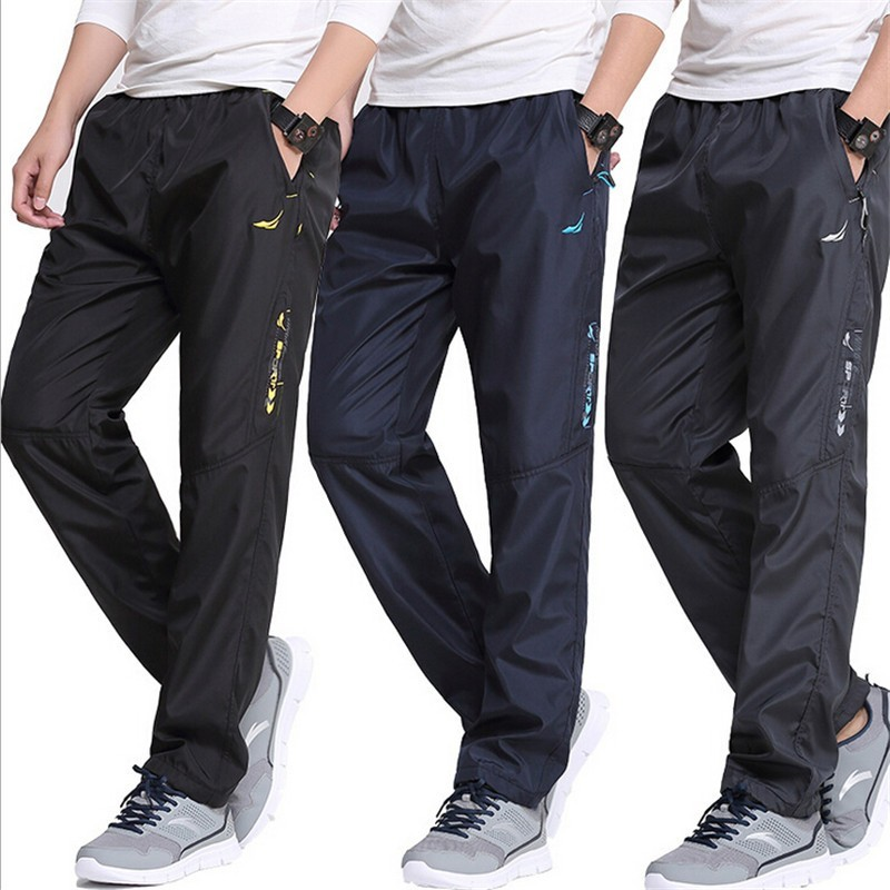 New 3 Colors 17 Spring Outside Men's Casual Pants Quickly Dry Men's Working Pants Man Trousers & Sweatpants waterproof Pants 2