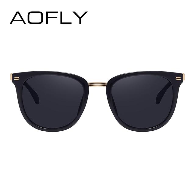 AOFLY Fashion Women's Polarized Sunglasses Vintage  Women Brand Designer Shades Eyewear Accessories Driving Sun Glasses AF7968 2