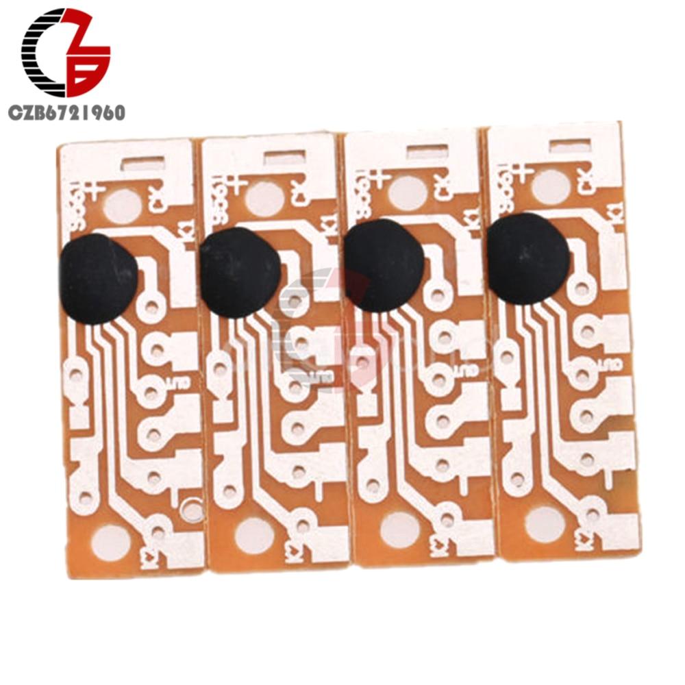 5Pcs Voice Module KD9561 CK9561 Alarm Module 4 Kind Of Sound DIY Kit