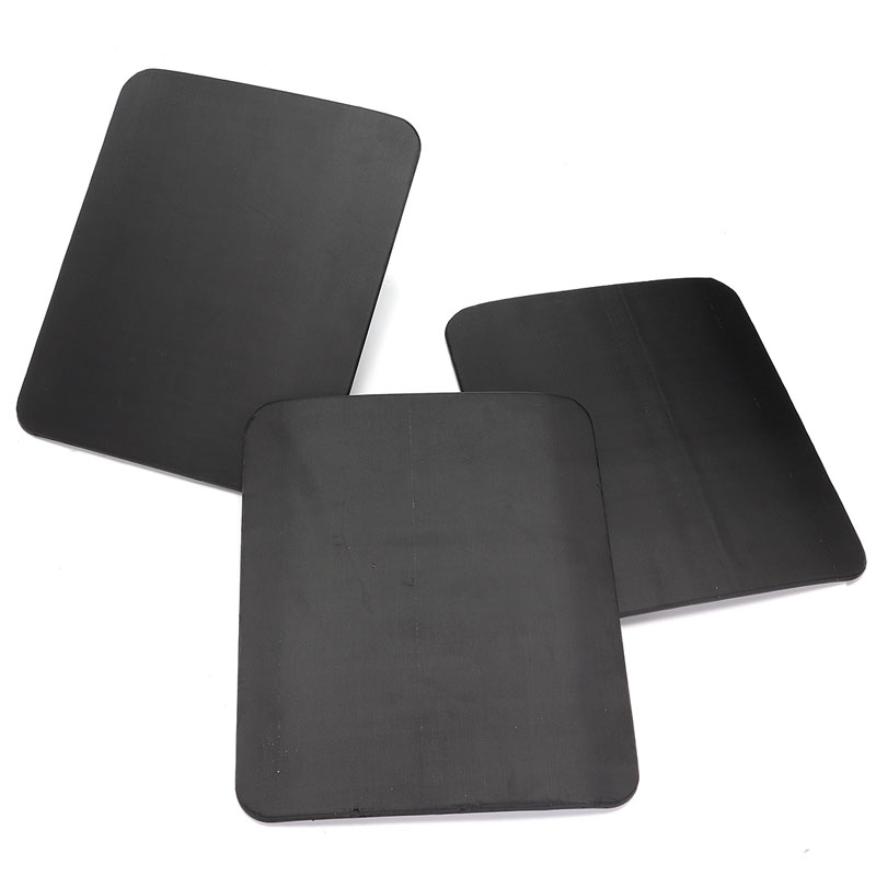 6.5mm IV Stand Alone Safety Armor Steel Anti Ballistic Panel Bulletproof Plates