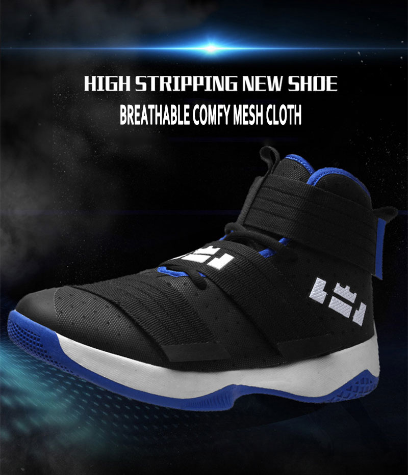 basketball shoes sport sneakers for running (4)