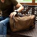 O envio gratuito de nova chegada banda casualcanvas homens malas de viagem bagagem, desinger homens viajar duffle itens bolsa saco tb TB17