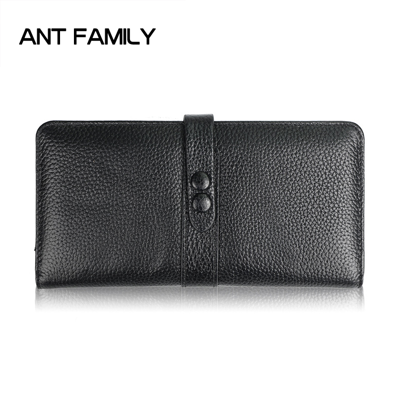 Genuine Leather Wallet Women Luxury Brand Long Coin Purse High Quality Female Fashion Hasp Clutch Ladies Cowhide Leather Wallet new pattern genuine leather women s short design wallet fashion classic ladies coin purse clutch female wallets cowhide