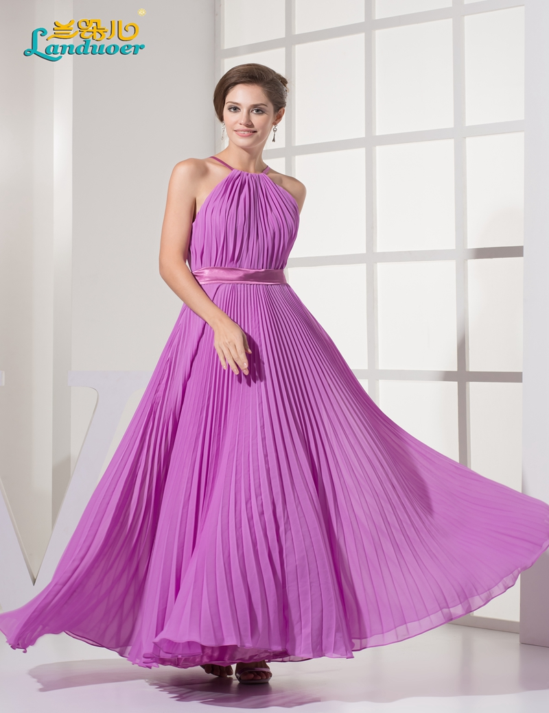 Famoso Vestidos De Dama De Honor Larga De Lavanda Foto - Vestido de ...