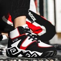 Sapatos de basquete profissional sapatos de basquete masculino tênis esportivos jordan sapatos feminino respirável ar zoom almofada chaussure