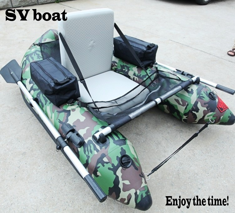 High quality dinghy inflatable boat portable float tube for Portable fishing boat