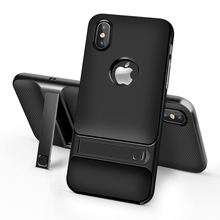 CAPSSICUM kickstand Case for iPhone X Xs