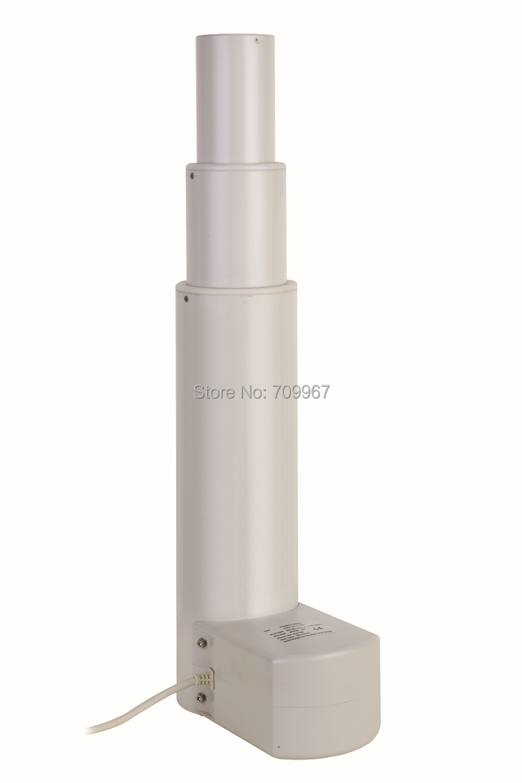 2000N charge 10 mm/s vitesse 400mm course 24 V électrique colonne de levage pour bureau hauteur réglable électrique bureau table électrique lit