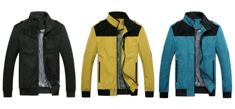 Men Casual Jackets MWJ1754- (3)