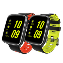 Kingwear smart watch GV68 Waterproof SmartWatch IP68 Heart Rate Monitor Pedometer MTK2502 Wearable device for iPhone Android