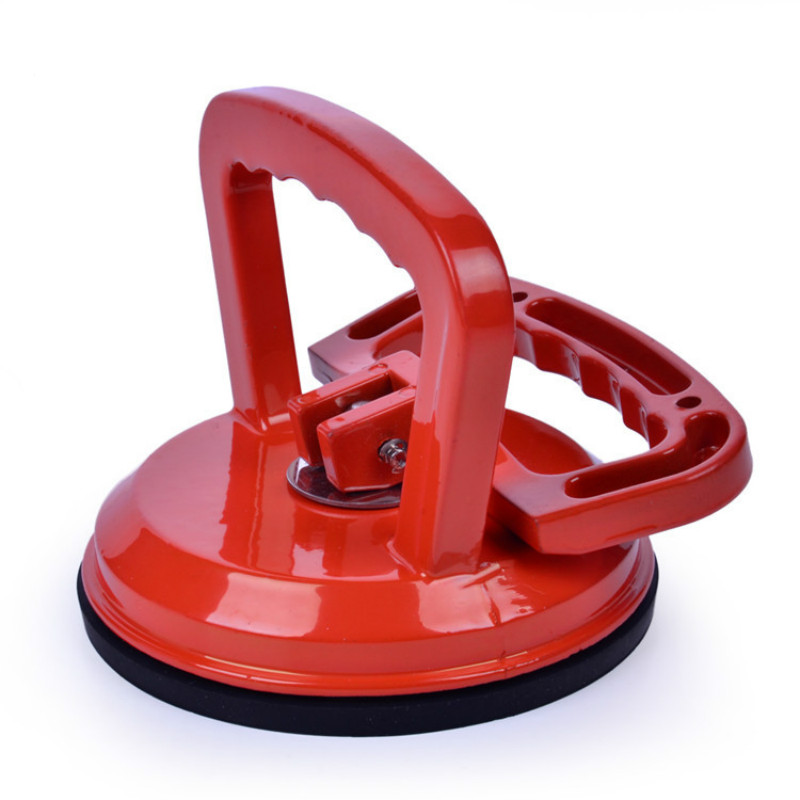 Single Claw Sucker Vacuum Suction Cup Car Auto Dent Puller Tile Extractor Floor Tiles Glass Sucker Removal Tool clear white water resistance vacuum equipment suction cup sucker