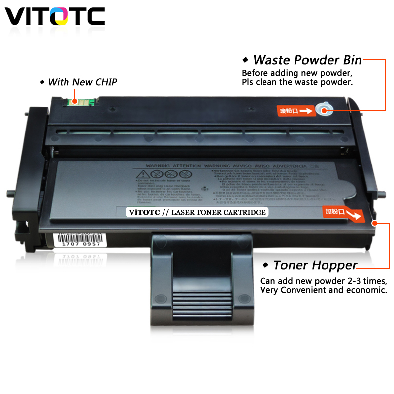 top 10 largest compatible for ricoh fx16 toner cartridge