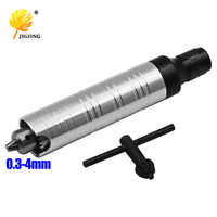 Handpiece Handle Key Drill Chuck for Flex 3 Jaws Fit Flexible Shaft for Foredom Grobet Motor Rotary Tool Accessory