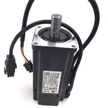 Дельта 400 Вт 0.4KW 60 мм AC Servo двигатель AB серии ECMA-C30604PS 3000 об./мин.. С Keyway Новый