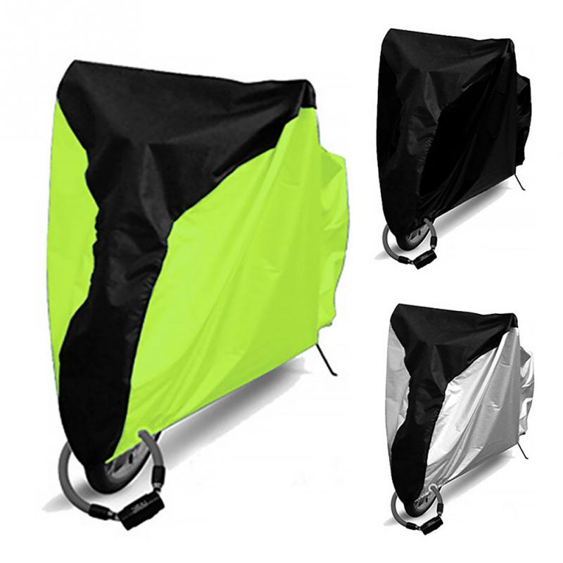 New Bike Rain Dust Cover Waterproof Outdoor Bicycle Protector For Bike Bicycle Utility Cycling Outdoor UV Protector