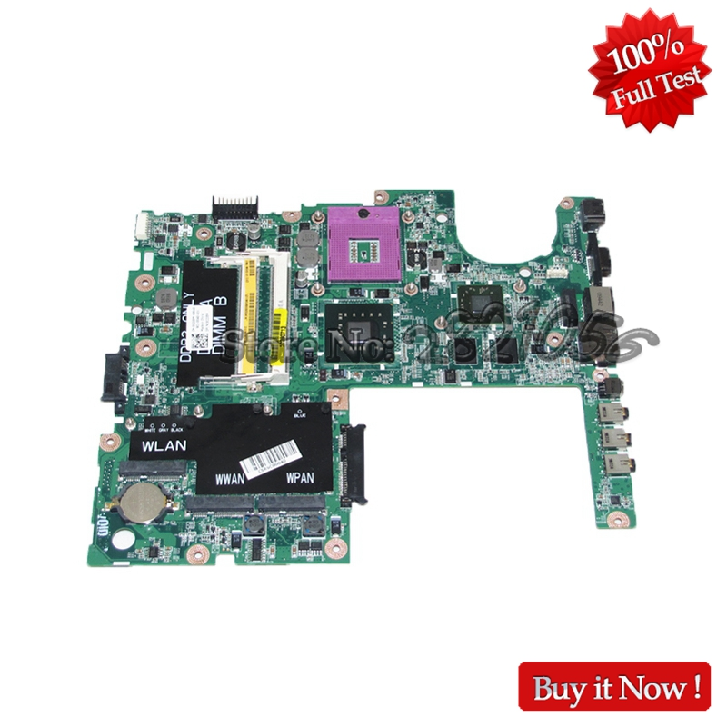 NOKOTION Laptop Motherboard For Dell Studio 1555 MAIN BOARD CN-0C235M 0C235M C235M DA0FM8MB8E0 PM45 DDR2 HD4500 Free CPU видеокарта 2048mb msi r7 250 2gd3 oc pci e dvi hdmi dp hdcp retail