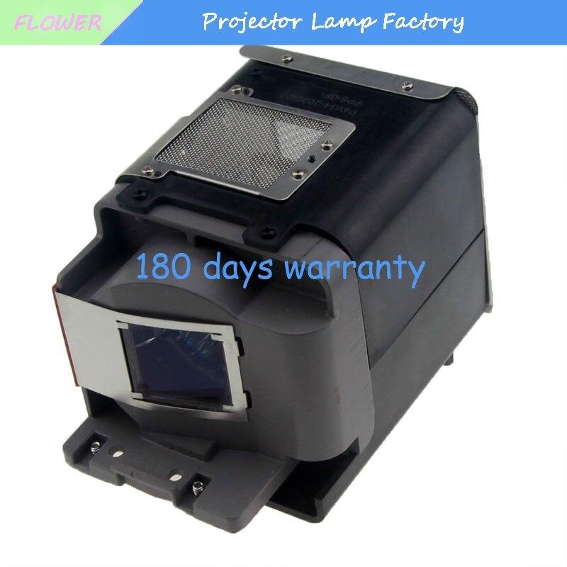 RLC-061/P-VIP 230/0. 8 E20.8 ampoules pour VIEWSONIC Pro8200 Pro8300 Compatible lampe de projecteur avec boîtier RLC 061