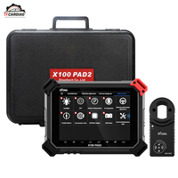 XTOOL X 100 X100 PAD 2 PAD2 Wifi Key Programmer Special Functions Expert Update Version of X100 PAD2 Pro Auto OBD OBDii Scanner