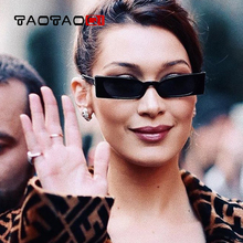 TAOTAOQI New Sunglasses Women Fashion Brand Luxury Designer Square Sun Glasses Men Retro High Quality Eyewear Shades UV400