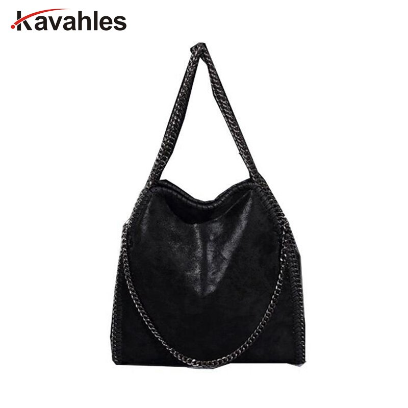 2018 New designer bags Pu Fashion Portable 3 Chains Bag Woven Shoulder bag bolsa feminina carteras mujer stella handbags PP-1142 2017 new women message bag fashion chains crossbody bags for woven s shoulder bag bolsa feminina carteras mujer stella handbags
