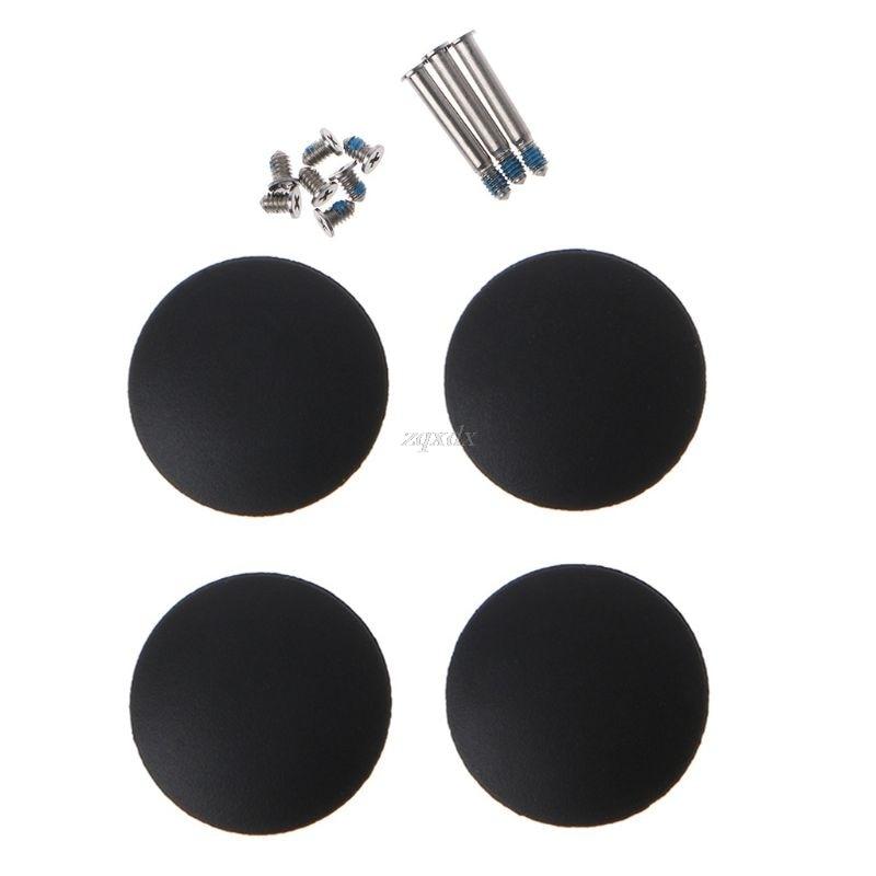 Slim Bottom Case Cover Voeten Voet Schroeven Set Reparatie Kit Vervanging Voor Apple Macbook A1278 A1286 A1297 Firm In Structuur