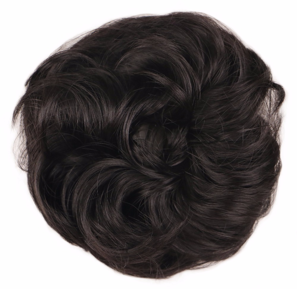 QQXCAIW Women Long Curly No clips 55Cm 50g Transparent wire Natural ...
