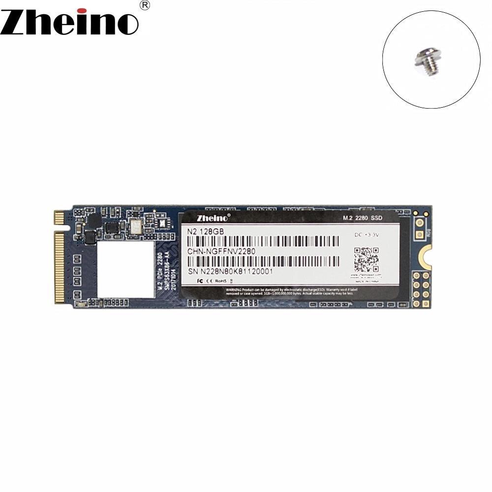 Zheino M 2 2280 128GB SSD PCIE NGFF NVME 2280 Internal Solid State Hard Disk Disk
