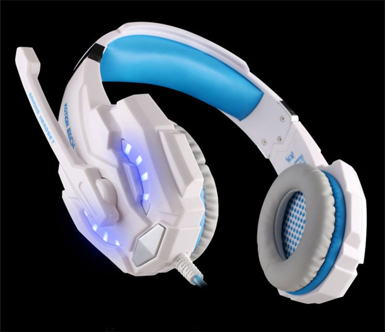 G9000 USB 7.1 Surround Sound Version Game Gaming Headphone Computer Headset Earphone Headband with Microphone LED Light (19)